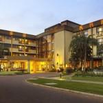 Kigali Serena Hotel Exterior