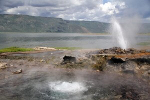 Lake Bogoria Hot Spring