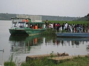 Kazinga Channel