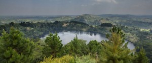 crater-lake- Kibale