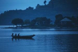 Rwanda Boat tour