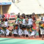 Burundi Cultural dancers