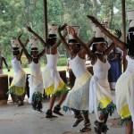 Baurundi women dance
